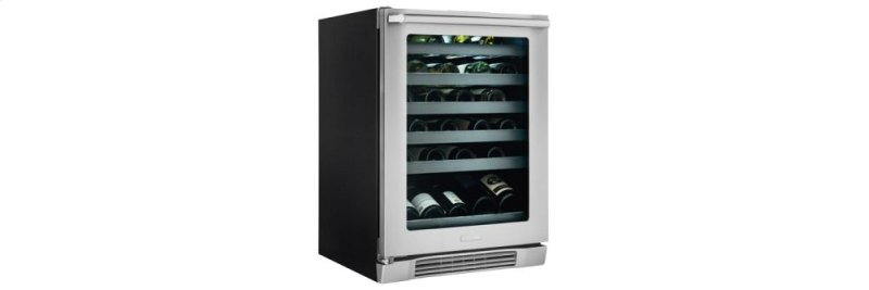 ... in Madison, WI - 24 Under-Counter Wine Cooler with Left-Door Swing