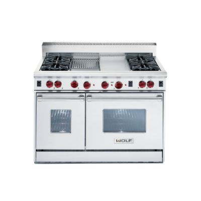 thermador vs viking vs wolf professional gas 48 inch ranges reviews