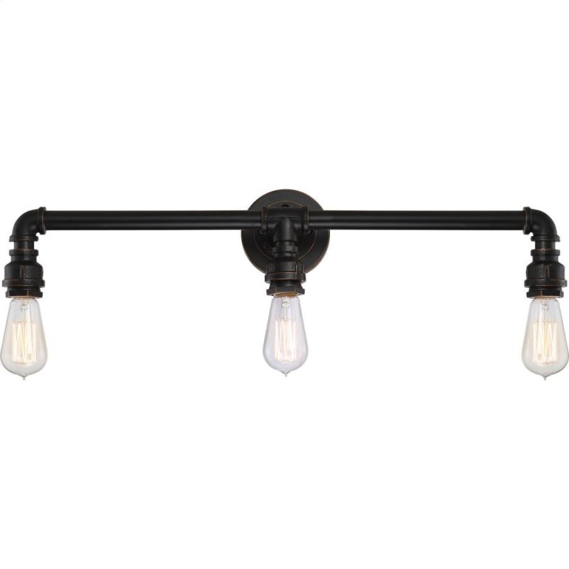 605793 in by Nuvo Lighting in New Milford CT Koncept 3 Light – 3 Light Bathroom Fixture