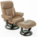 R-590 Canto Peanut Leather Recliner Hidden  sc 1 st  Furniture Now & R590CANTOPEANUT in by Stanley Chair Co in Melbourne FL - R-590 ... islam-shia.org