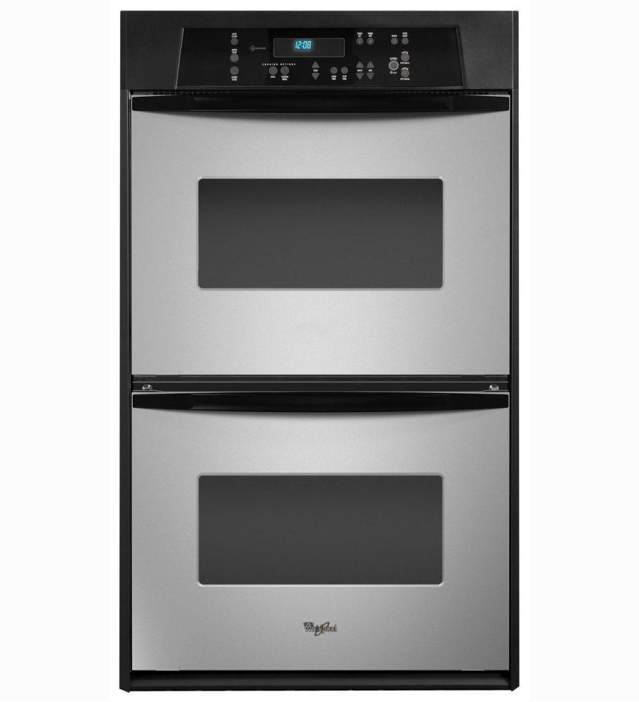 Whirlpool Ovens Double Wall Ovens Stainless Steel Rbd245prs