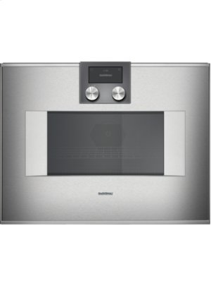 Right Hinged Countertop Microwave : ... full glass door Width 24