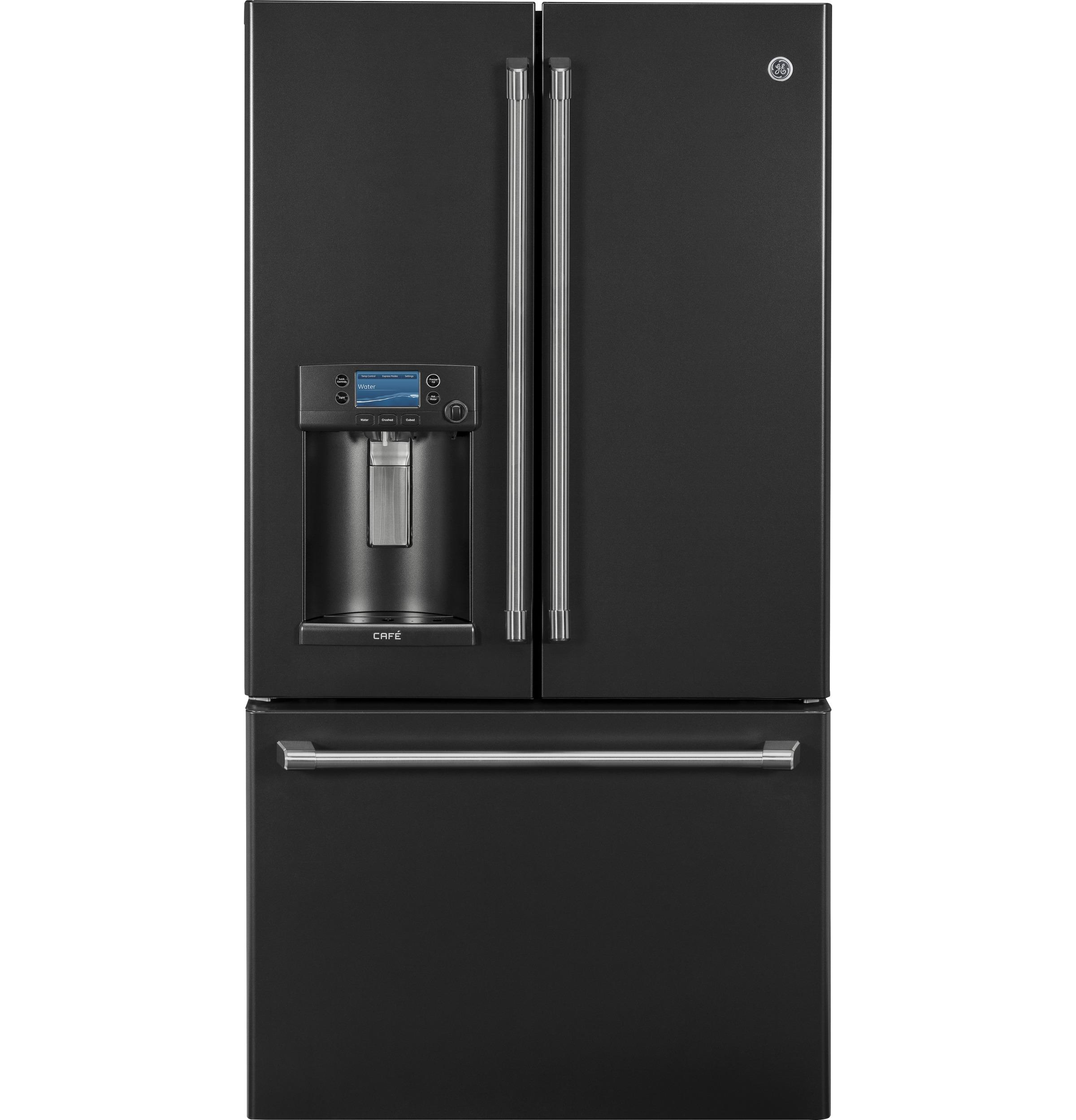 GE Cafe(TM) Series ENERGY STAR(R) 27.8 Cu. Ft. French-Door Refrigerator with Keurig(R) K-Cup(R) Brewing System