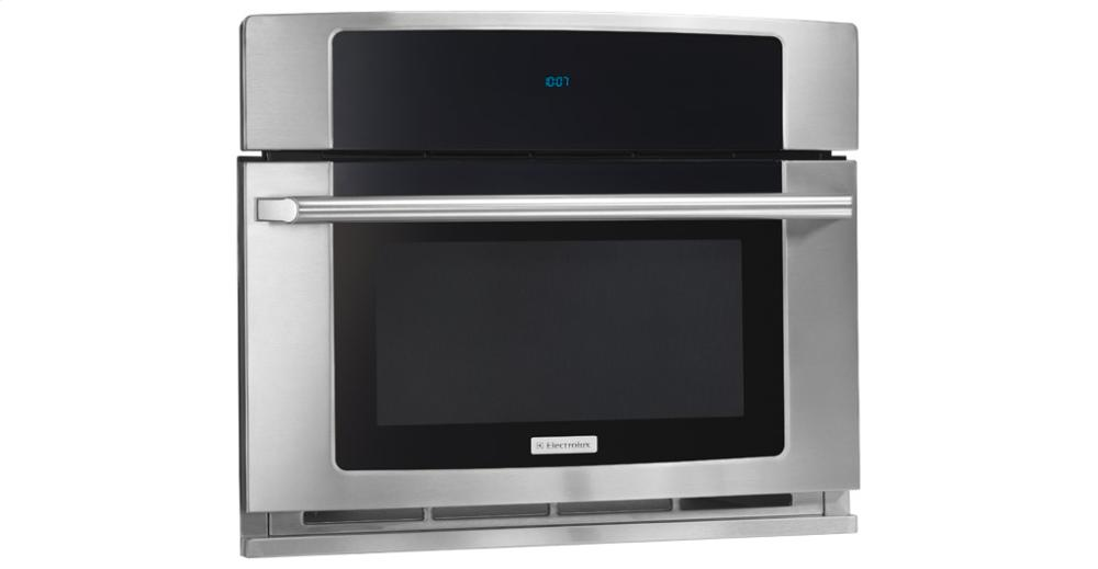 Countertop Microwave Drop Down Door : ... Microwave Oven with Drop-Down Door Stainless Steel Warehouse