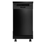 FrigidaireFrigidaire 18&quot Portable Dishwasher