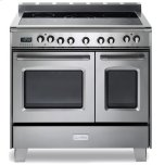 VeronaCLASSICStainless Steel 36&quot Verona Classic Electric Double Oven