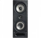 Vanishing RT Series In-Wall Loudspeaker in White Product Image