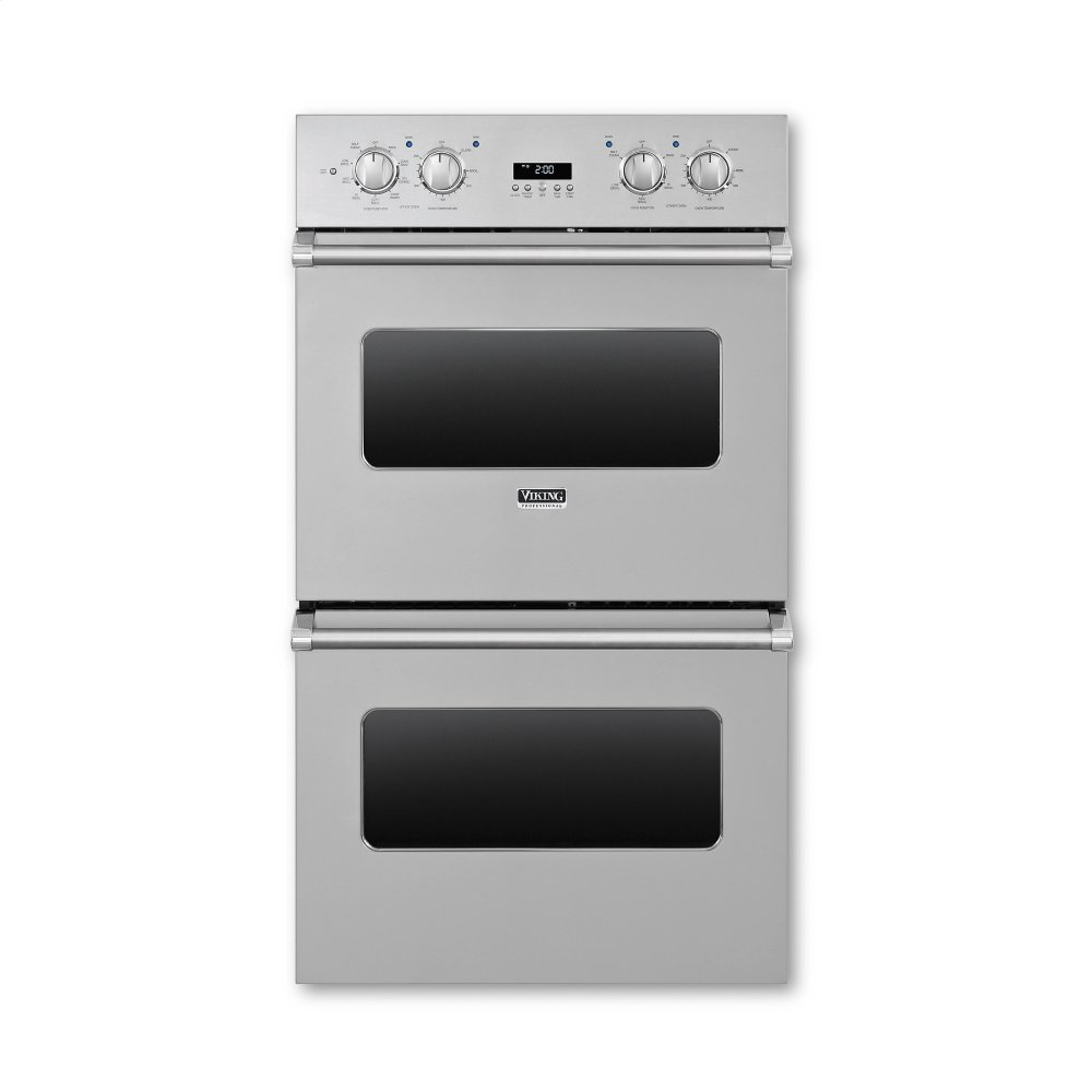 Viking Ovens Double Wall Ovens Stainless Steel Vedo1302ss