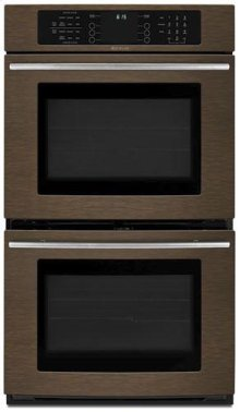 """30"""" Electric Double Wall Oven with Convection"""