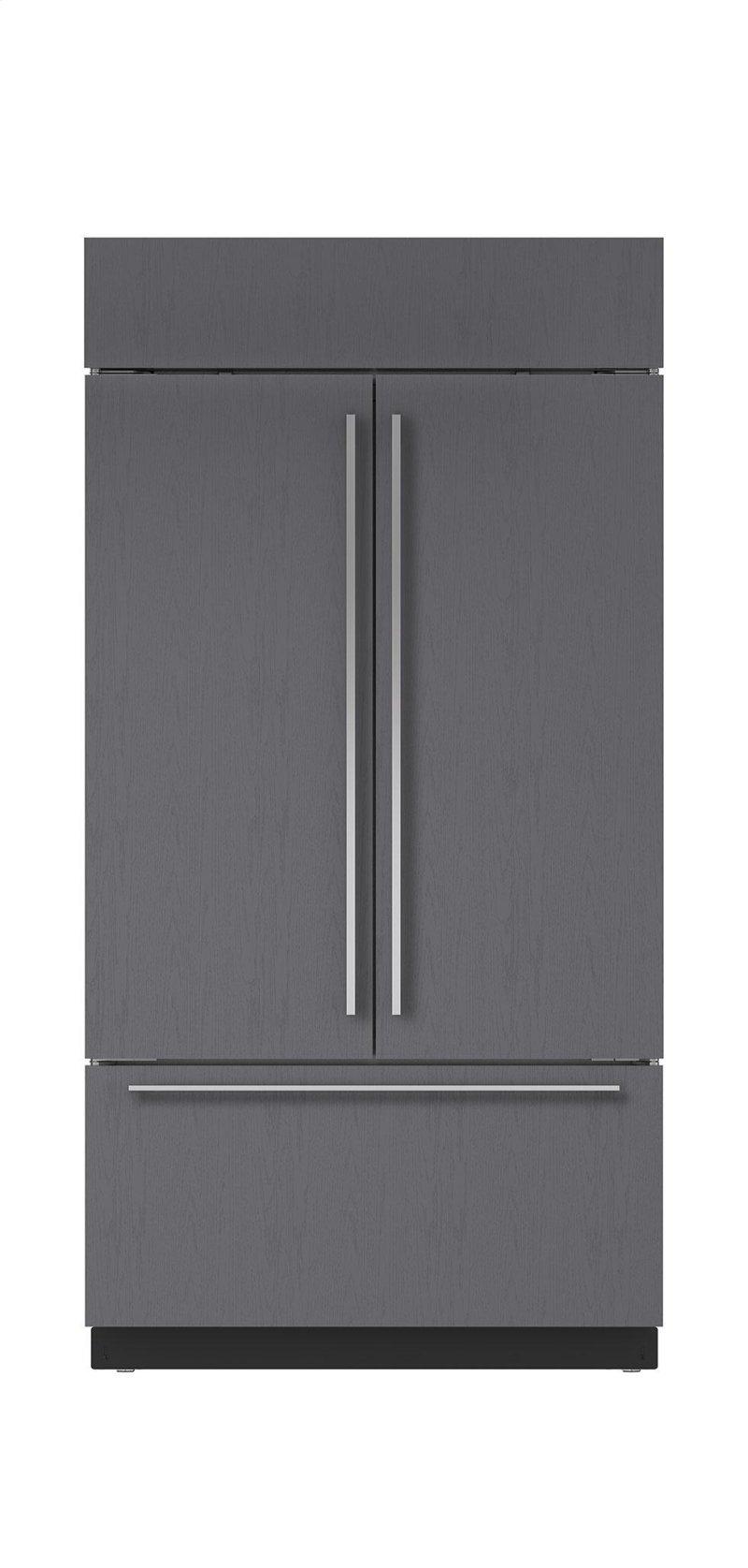 Bob wallace appliance huntsville alabama - 42 Built In French Door Refrigerator Freezer With Internal Dispenser Panel Ready