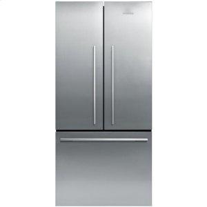 RF170ADX4&nbspFisher & Paykel&nbspActiveSmart Refrigerator - 17 cu. ft. counter depth French Door