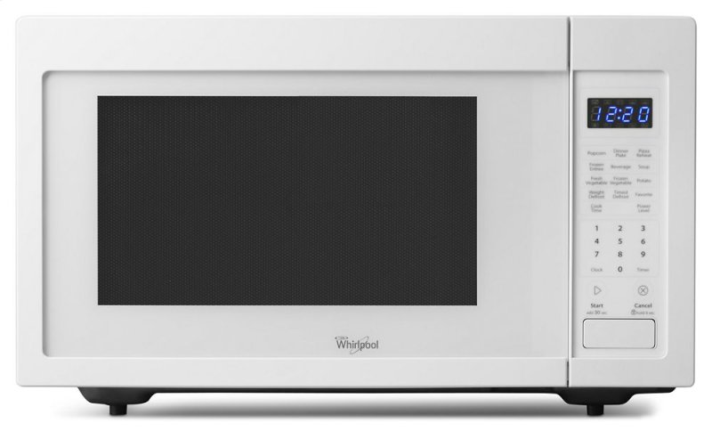 Countertop Microwave With Vent : ... PA - 1.6 cu. ft. Countertop Microwave with 1,200 Watts Cooking Power