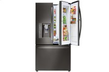 LG Black Stainless Steel 30 cu.ft. Super Capacity French Door Refrigerator w/Door-in-Door®