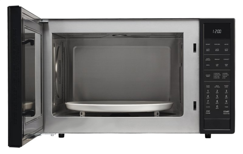 ... Sharp Carousel Countertop Convection + Microwave Oven 1.5 cu. ft. 900W
