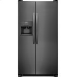 FrigidaireFrigidaire 36&quot - 25.5 Cu. Ft. Side-by-Side Refrigerator with Exterior Ice and Water