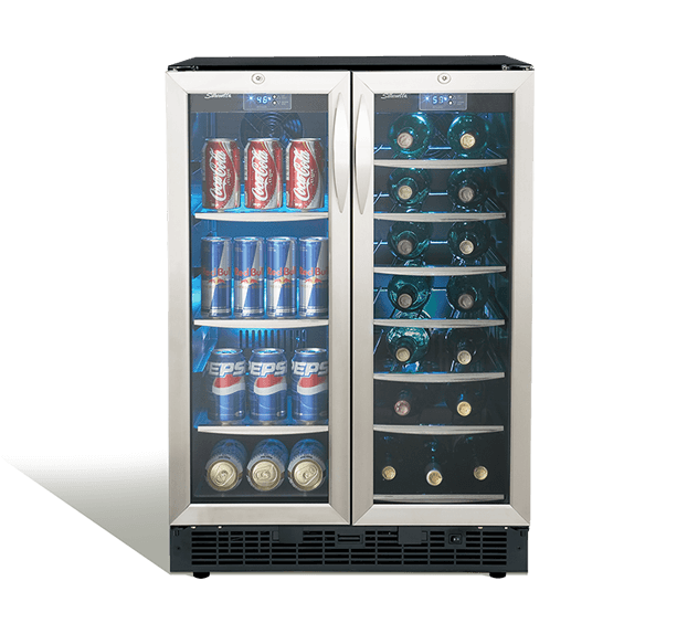 SILHOUETTE DBC2760BLS  REFRIGERATORS on WINE COOLERS