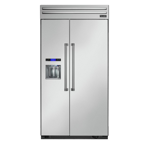 Thermador Built In Refrigerators Side By Side Built In