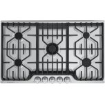 FrigidairePROFESSIONALFrigidaire 36'' Gas Cooktop with Griddle