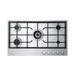 Fisher PaykelFisher Paykel 36&quot Gas on Steel Cooktop LP