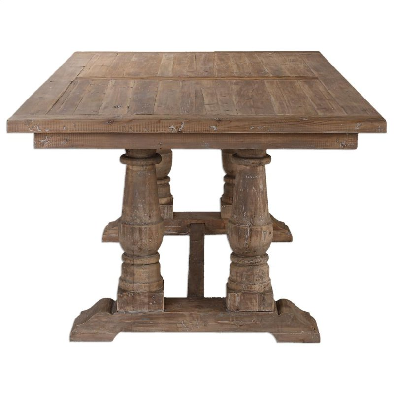 24557 in by uttermost in st louis mo stratford dining table