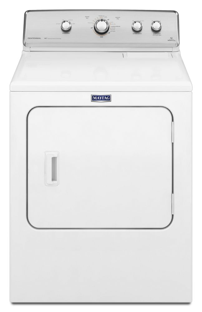 7.0 cu. ft. Dryer with IntelliDry(R) Sensor