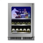 "Viking24"" Beverage Center, Left Hinge/Right Handle"