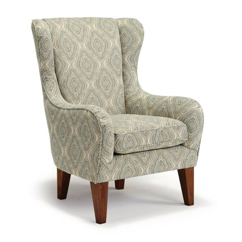 Lorette In By Best Home Furnishings In Russellville Ky Lorette Wing Back Chair