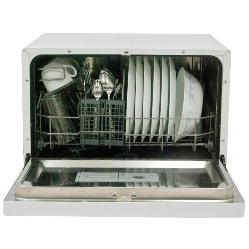 ... Magic Chef in Fort Worth, TX - 6-Place Setting Countertop Dishwasher