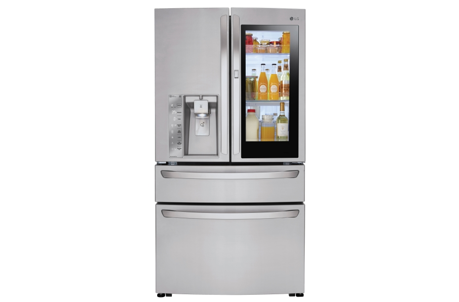 23 cu. ft. InstaView Door-in-Door(R) Counter-Depth Refrigerator