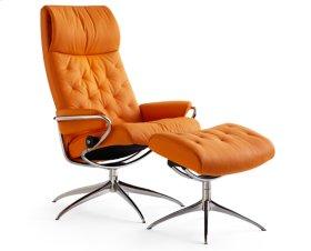 Stressless Metro chair high back w/high base