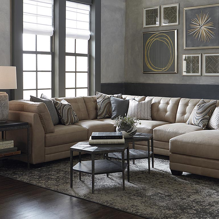 U Shaped Sectional Free Shaped Sectional Couches Numbered