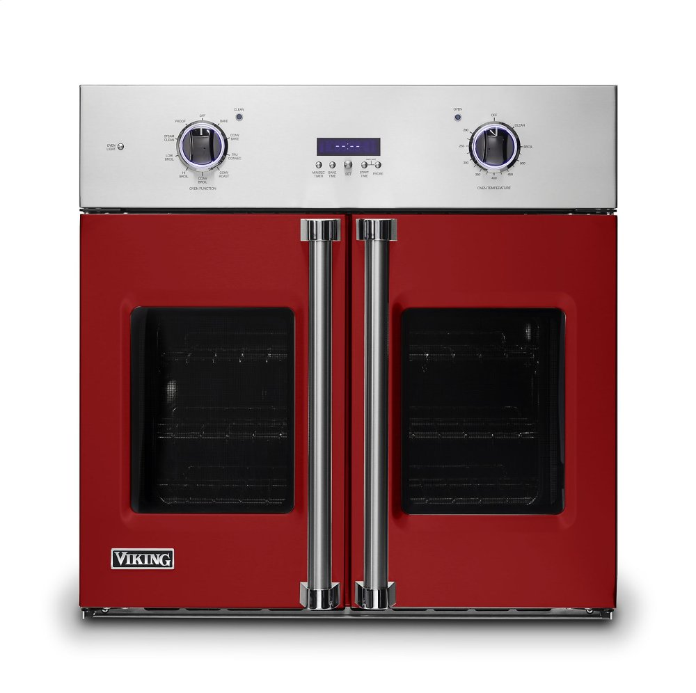 Viking 30 Quot Electric Single French Door Oven Vsof7301ar