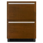 Jenn-AirJenn-Air 24&quot Dual Refrigerator Drawers