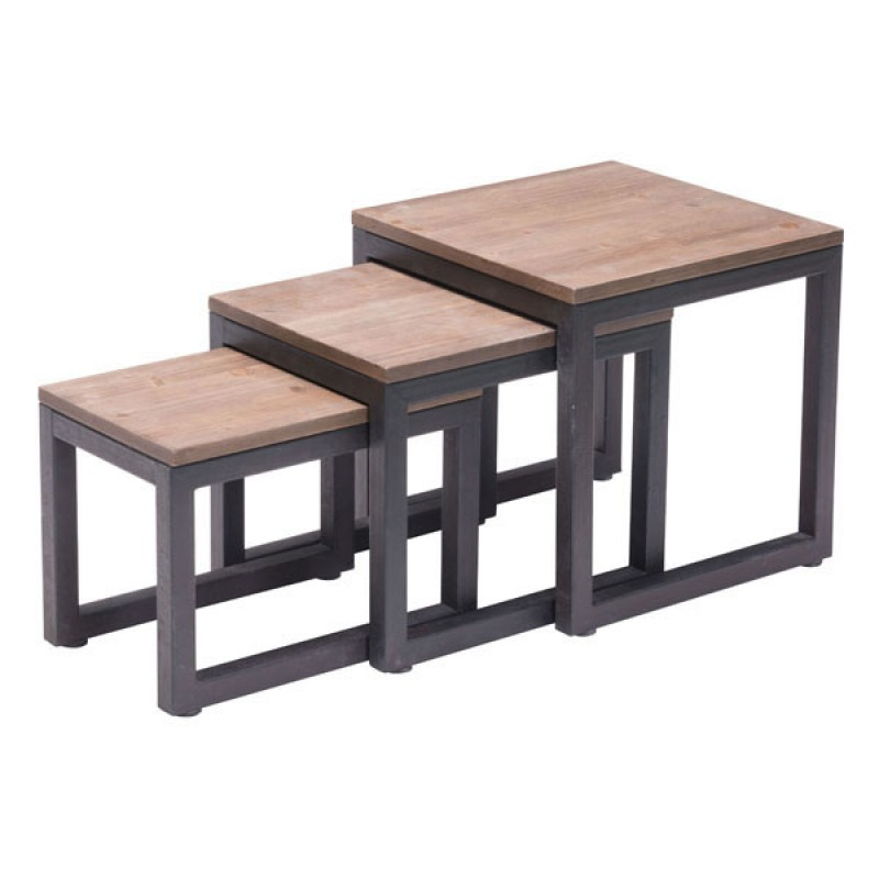 ZUO MODERN 98121  LIVING ROOM FURNITURE on TABLES