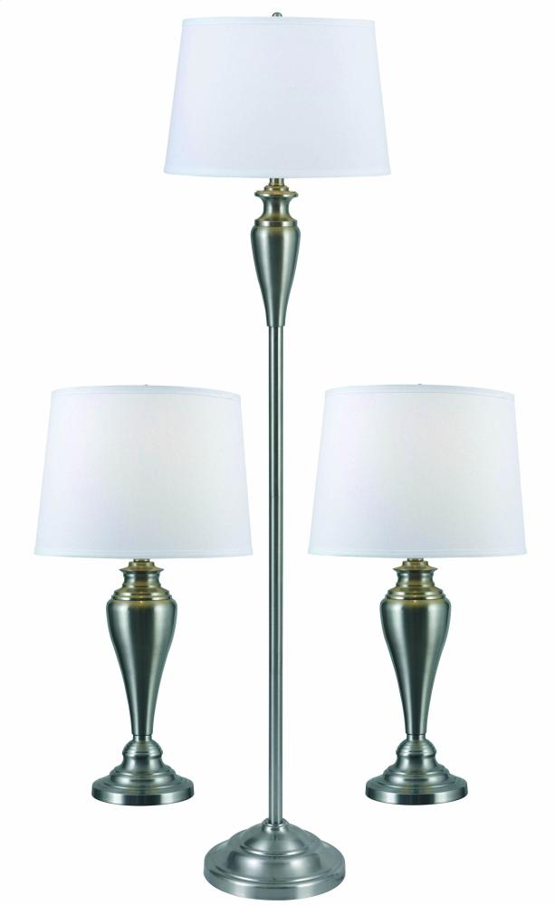 KENROY HOME 80013BS  HOME ACCENTS on LAMPS