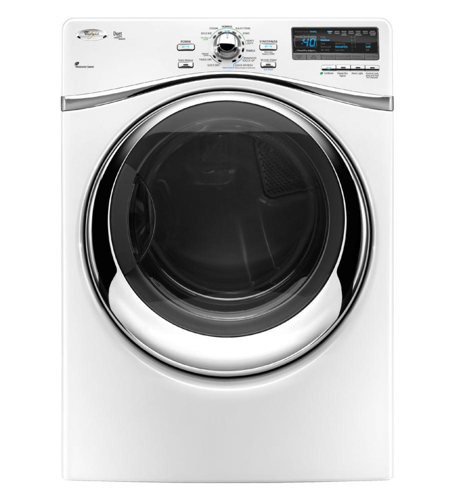 Duet Gas Dryer Blow Drying