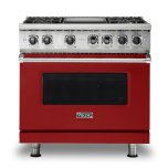 VikingViking 36&quot Convection Dual Fuel Range, LP