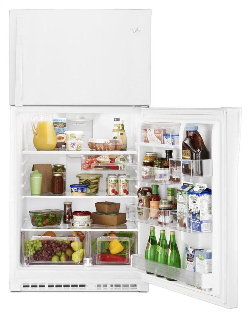 Bob wallace appliance huntsville alabama - Hidden Additional 33 Inch Wide Top Freezer Refrigerator 21 Cu Ft