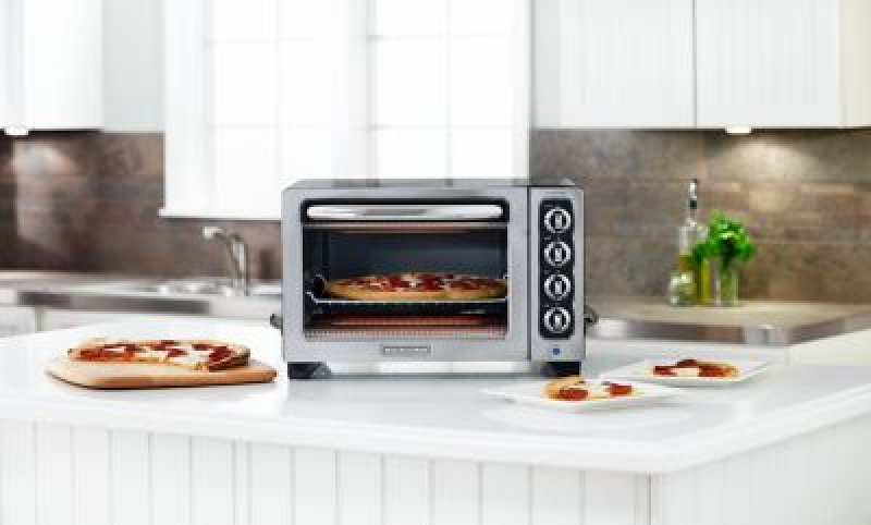 Kitchenaid Kco222ob Countertop Oven Onyx Black : in Onyx Black by KitchenAid in Pleasant Hill, CA - 12
