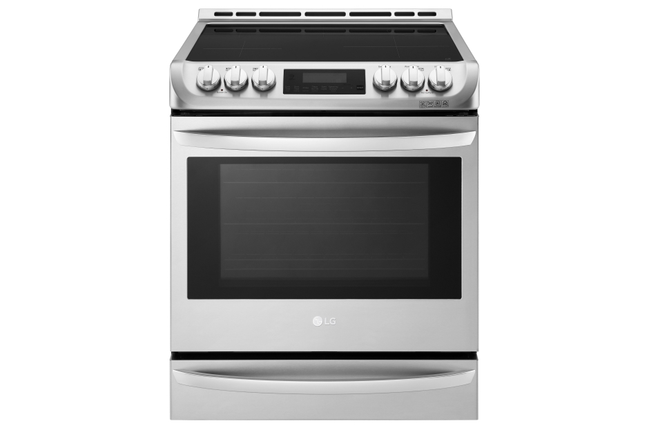 6.3 cu. ft. Induction Slide-in Range with ProBake Convection(R) and EasyClean(R)