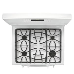 FGGF301DNW&nbspFrigidaire&nbspFrigidaire Gallery 30'' Freestanding Gas Double Oven Range