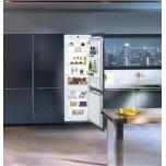 LiebherrLiebherr 24&quot - 9.3 cu ft Built-in Bottom Freezer Refrigerator