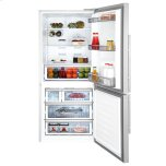 Blomberg Appliances 18' Counter Depth Bottom Mount Refrigerator