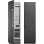 DacorDacor 24&quot - 13.7 Cu. Ft. Panel-Ready Refrigerator Column with IQ RemoteView Camera - Left Hinged