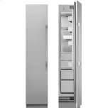 DacorDacor 18&quot - 9.5 Cu. Ft. Built-In Panel-Ready Freezer Column - Left Hinged