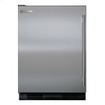 Sub Zero Uc-24c Refrigerator/freezer - Refrigerator/freezer With Ice Maker Right Hinge