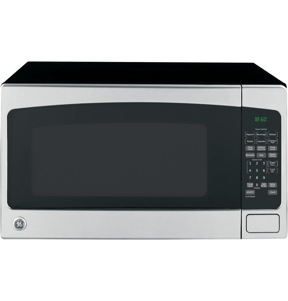 GE(R) 2.0 Cu. Ft. Capacity Countertop Microwave Oven