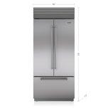 Sub ZeroSub Zero 36&quot Classic French Door Refrigerator/Freezer