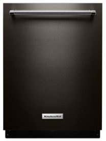 39 DBA Dishwasher with Fan-Enabled ProDry(TM) System and PrintShield(TM) Finish - Black Stainless