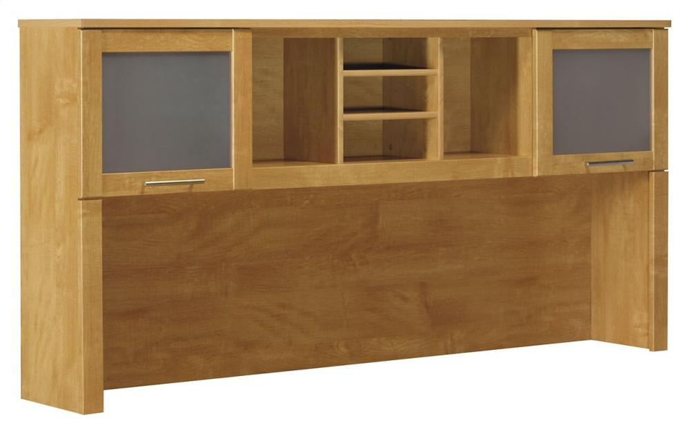 Somerset 71W Hutch for L-Desk